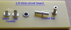 Circuit Board Building parts